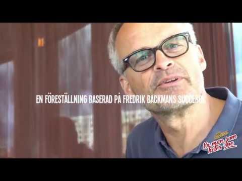 En Man Som Heter Ove - Johan Rheborg hälsar välkommen till Göteborg