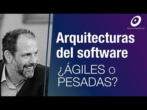 Arquitecturas del software ágiles y pesadas ¿En qué consisten?