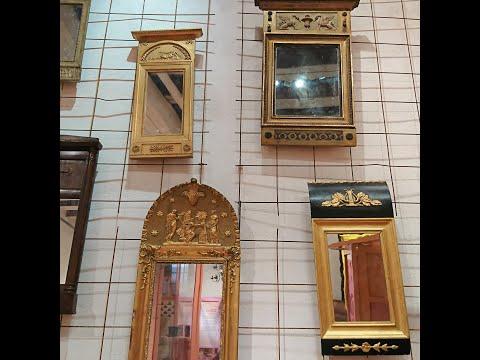 """Utställningen """"Möjligheternas spegel Sinnenas begär"""" - en introduktion"""