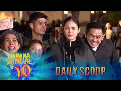 Banana Sundae Daily Scoop: Picture