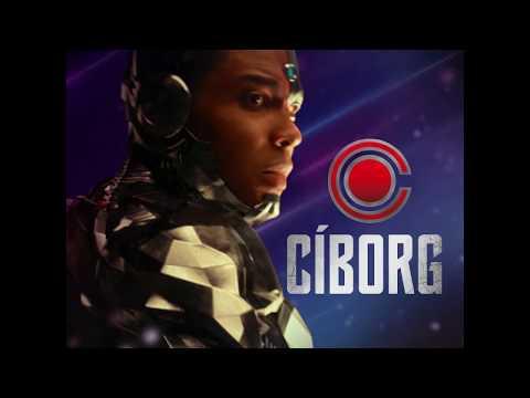 Liga de la Justicia - Cíborg - Castellano HD