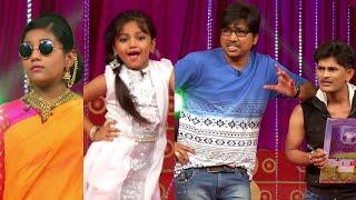 Jabardasth Yodha Sister's,Chandu & Jabardasth Pawan Performance - Yodha's Heroine Hilarious Skit - MALLEMALATV
