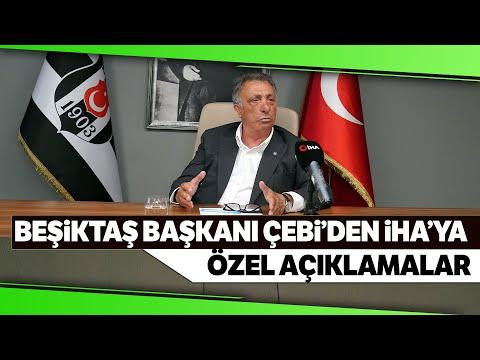 Ahmet Nur Çebi, Beşiktaş'ın Başarısının Sırrını Açıkladı – 1