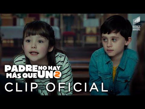 PADRE NO HAY MÁS QUE UNO 2. Rocío y Dani. Ya en cines.