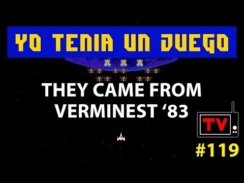 Yo Tenía Un Juego TV #119 - They Came From Verminest '83 (PC / Windows)