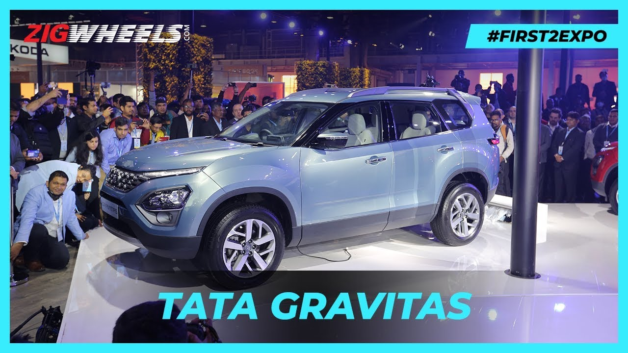 Tata Motors Gravitas | Could It Succeed The Safari?| Detailed Review @ Auto Expo 2020