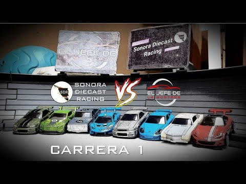 Sonora Diecast Racing