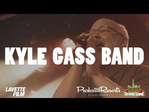 Kyle Gass Band – Konsertfilm – Gröna Lund 7/8 2017
