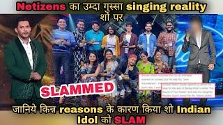 All the times netizens slammed Indian Idol 12 - Saheli backslashu0026 Ishpreet - TELLYCHAKKAR