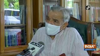 Pawan Bansal writes to Govt demanding special trains for return of migrant labourers - INDIATV