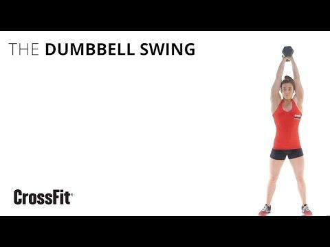 The Dumbbell Swing