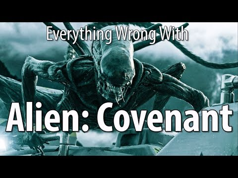 connectYoutube - Everything Wrong With Alien: Covenant In 16 Minutes Or Less