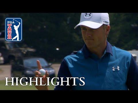 Jordan Spieth extended highlights | Round 1 | Bridgestone