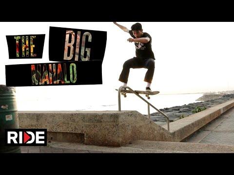 Steven Stinson - The Big Mahalo 2015 Video Pt 1/3