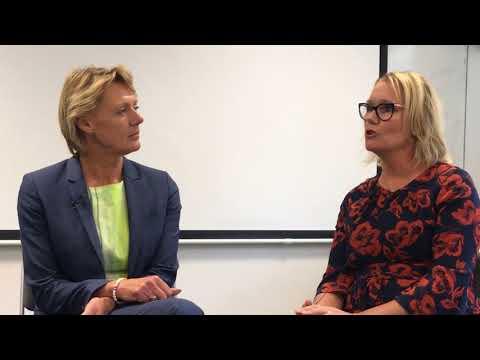 Vd intervjuar: Maria Pettersson, Falu Frigymnasium