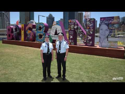 QFES chief and Griffith Alumnus Katarina Carroll