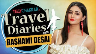 Travel Diaries with Rashami Desai I Here's a throwback to Naagin 4 actress, Rashami's Turkey diaries - TELLYCHAKKAR