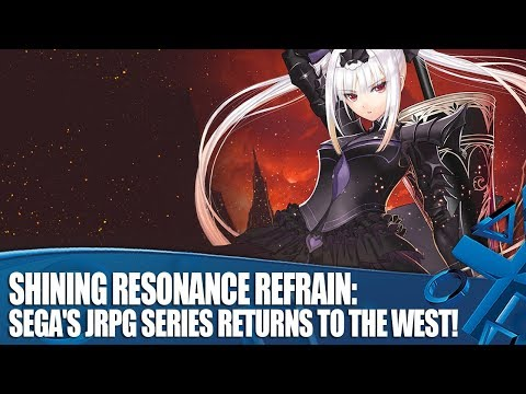 Shining Resonance Refrain: SEGA's JRPG series returns to the west!