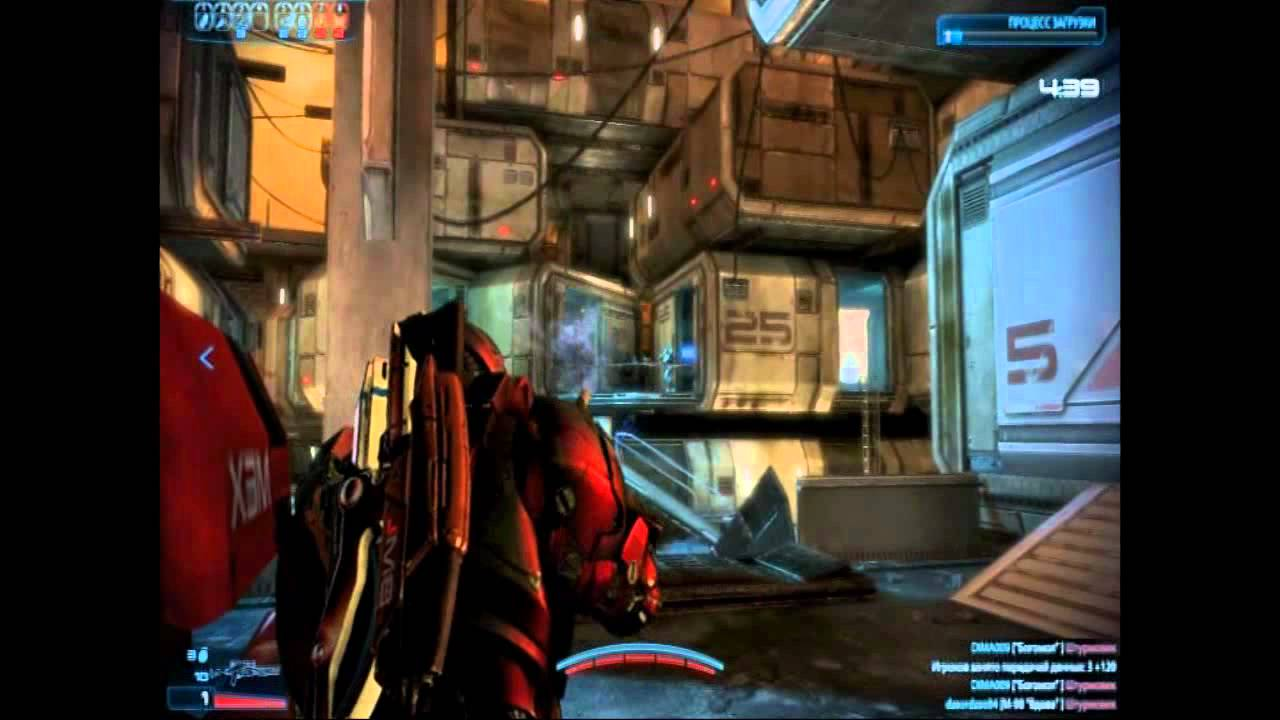 Mass Effect 3 Multiplayer Montage HD(By dima0301)