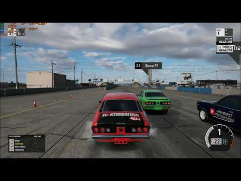 KING OF THE HILL #9 RX3 4 Rotor Swap FORZA 7