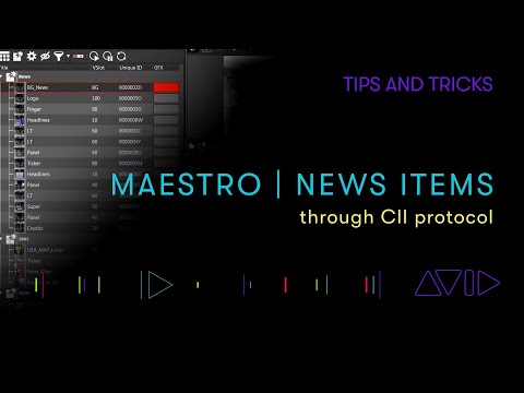Maestro   News Automation