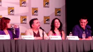 SDCC 2012 – Warehouse 13 – Panel Video