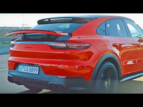 PORSCHE CAYENNE COUPE (2020) Features, Specs, Driving