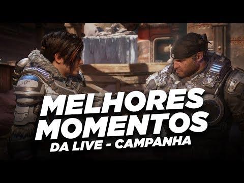 Campanha Gears 5 - Melhores Momentos da Live
