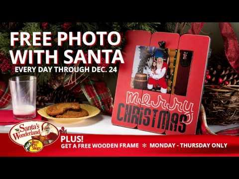 Santa In the Store (Long) | Santa's Wonderland | Bass Pro Shops