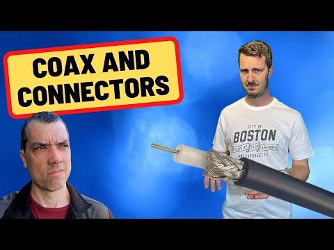 Picking feedlines and connectors | Ham Radio Basics