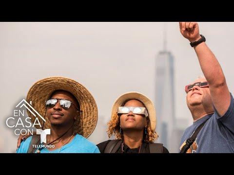 Conoce cómo nos afecta el eclipse solar de acuerdo a nuestro signo del zodiaco   Telemundo
