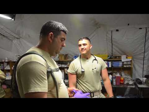 DFN:Heat injuries prevention and information - FORSCOM FORT BRAGG, NC, UNITED STATES 07.06.2018