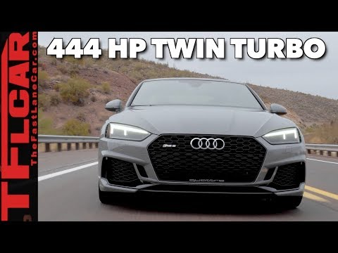 2018 Audi RS 5 Review: Everything You Ever Wanted to Know!