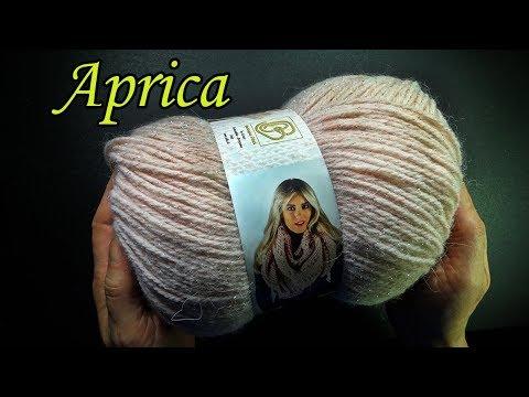 НОВИНКИ ПРЯЖИ Bertagna Filati Aprica из магазина www.100wool.it  Обзор пряжи