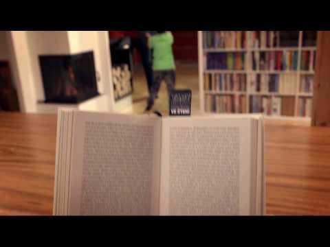 Daruj knihu a více času na čtení! Uvař večeři. Tříchodovou! :-)