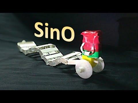 Meet SinO -  A Wave Robot