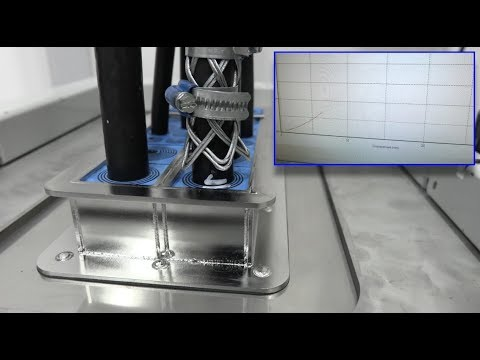Testing at Roxtec - Cable retention in enclosures