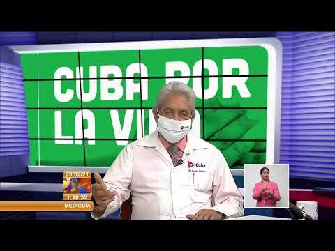 Cuba reporta 836 nuevos casos positivos a la COVID-19, 4 fallecidos y 942 altas clínicas