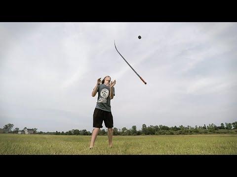 GoPro: Insane Hockey Stick Tricks with Zac Bell