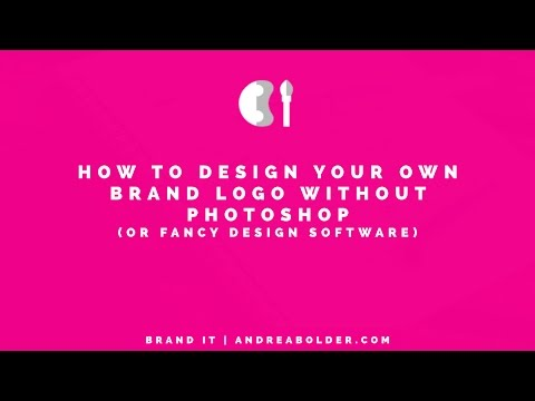 How To Create Your Own Brand Logo Without Photoshop