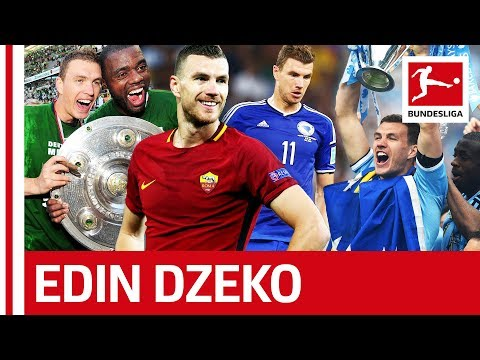 Edin Dzeko - Made in Bundesliga