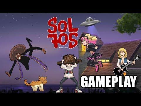 | SOL 705 | GAMEPLAY | SOLUCION |