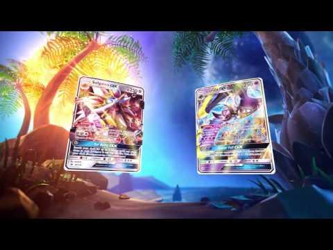 Pokemon TCG Sun & Moon tv commercial NL