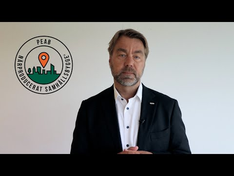 VDs anförande i samband med Peabs årsstämma 2021