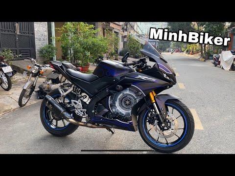Mua Yamaha R15V3 Độ R6 Của shop MinhBiker