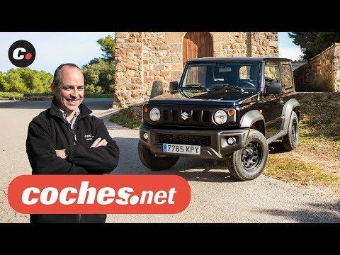 Suzuki Jimny 2019 4x4 | Prueba / Test / Review en español | coches.net