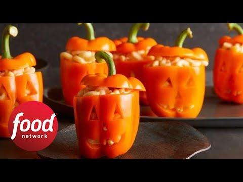 Mac-O-Lantern and Cheese Bowls | Food Network