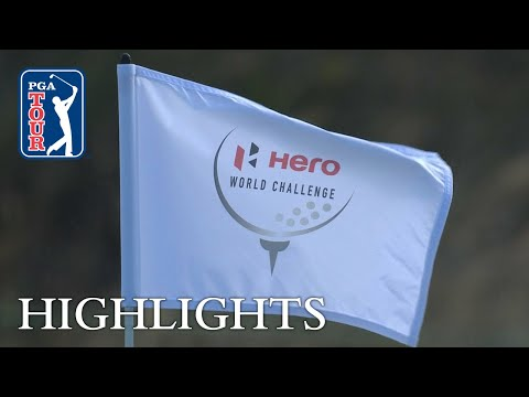 Highlights | Round 1 | Hero World Challenge 2018