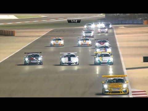 GT3 Cup Challenge - Middle East: Season 9, Round 1, Race 1 at Bahrain International Circuit
