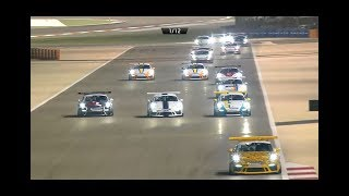 GT3 Cup Challenge – Middle East: Season 9, Round 1, Race 1 at Bahrain International Circuit